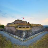Guided Tour Fort Sint Pieter (English)